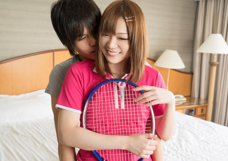 Mei #8 彼女にテニスウェアを着せてラブラブH