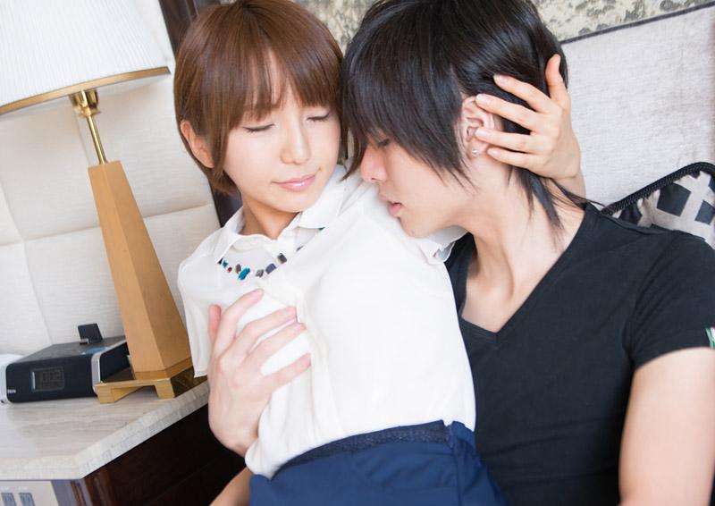Ayumi #1 恥じらい娘が攻めちゃうH