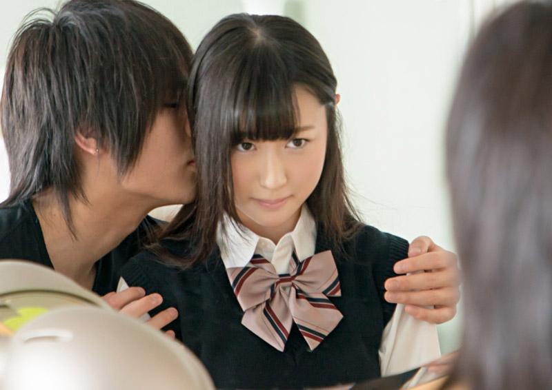 Tomomi #5 淑やかな彼女の制服を乱すH