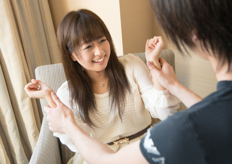 Mamika #1 おっとり従順女子の恥じらいH
