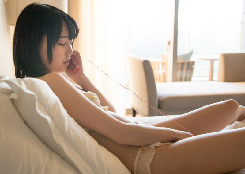 Iku #4 ロリ娘の妄想ローターオナ