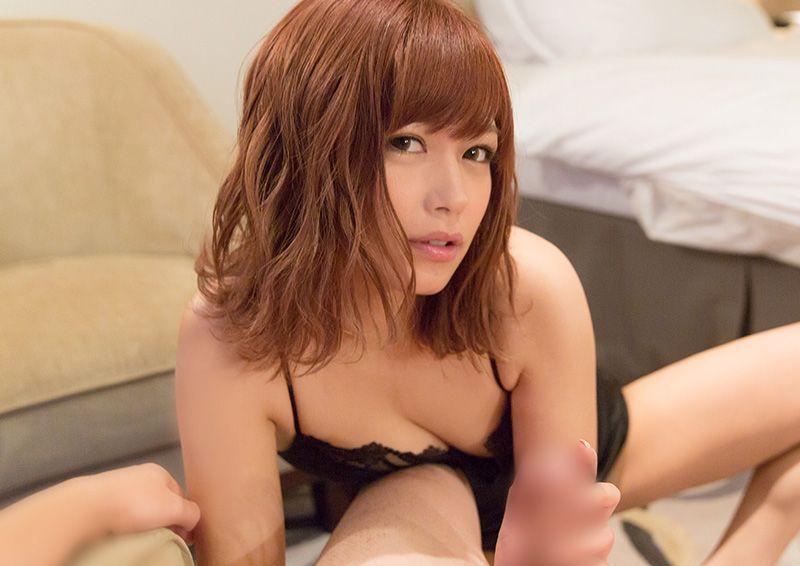 美脚美女の足コキフェラ Hikaru