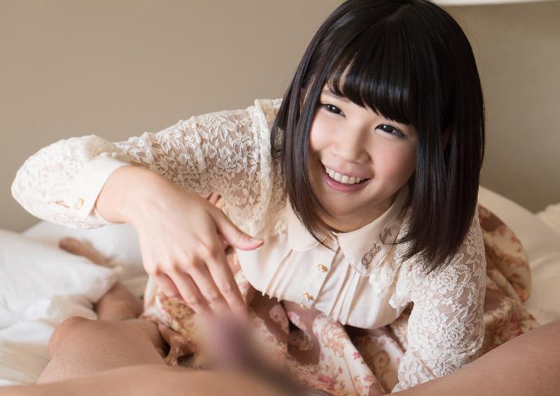 Aoi #6 愛嬌たっぷりに戯れる無邪気なフェラ