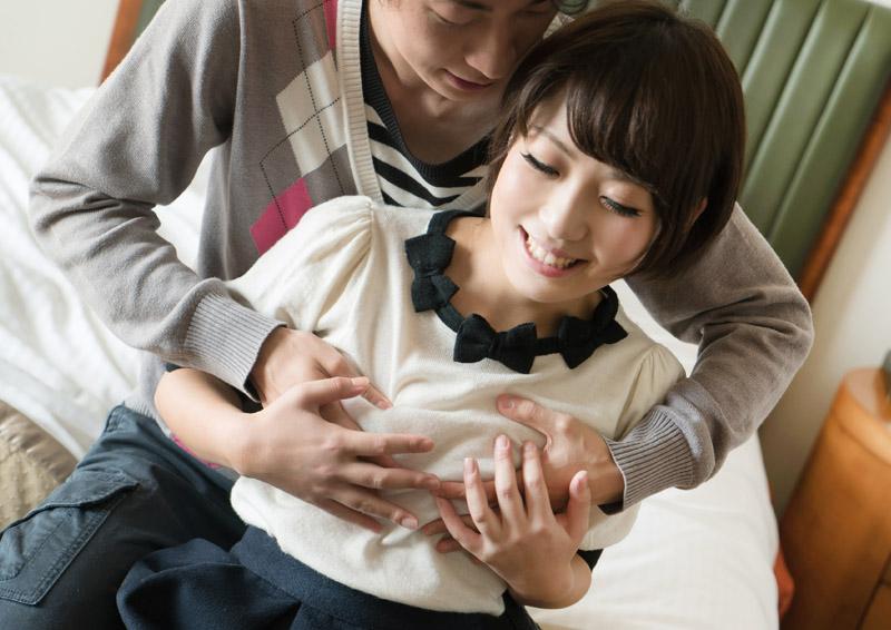 Tsubasa #1 照れる姿がいちいち可愛いラブラブH