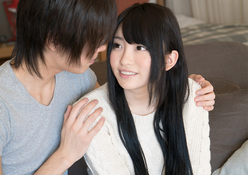 Hinata #1 テレまくりで感じまくりな娘とラブラブエッチ