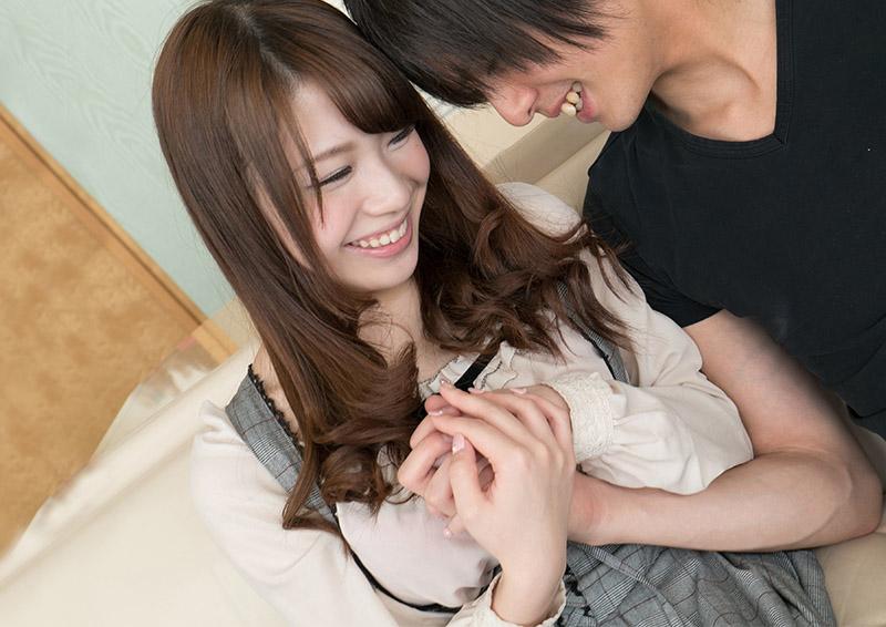 Haru #1 ほがらか彼女と楽しむ幸せエッチ