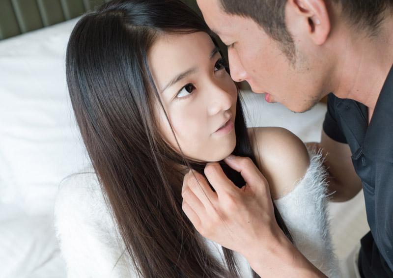 Yui #1 恥ずかしがるロリっ娘の背伸びエッチ