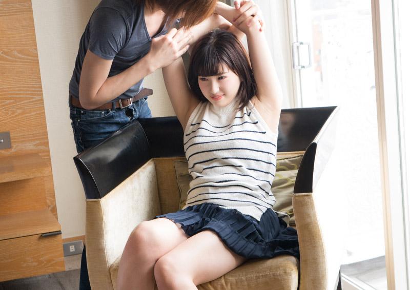 Mizuki #1 楽しくじゃれて思いっきり気持ちよくなる舐めあいH