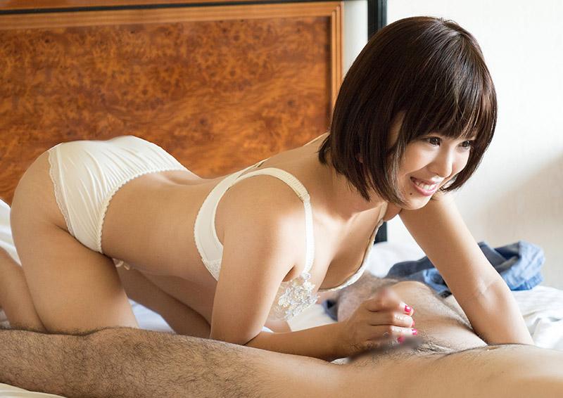 Mayu #3 不慣れだけど丁寧に舐める従順フェラ