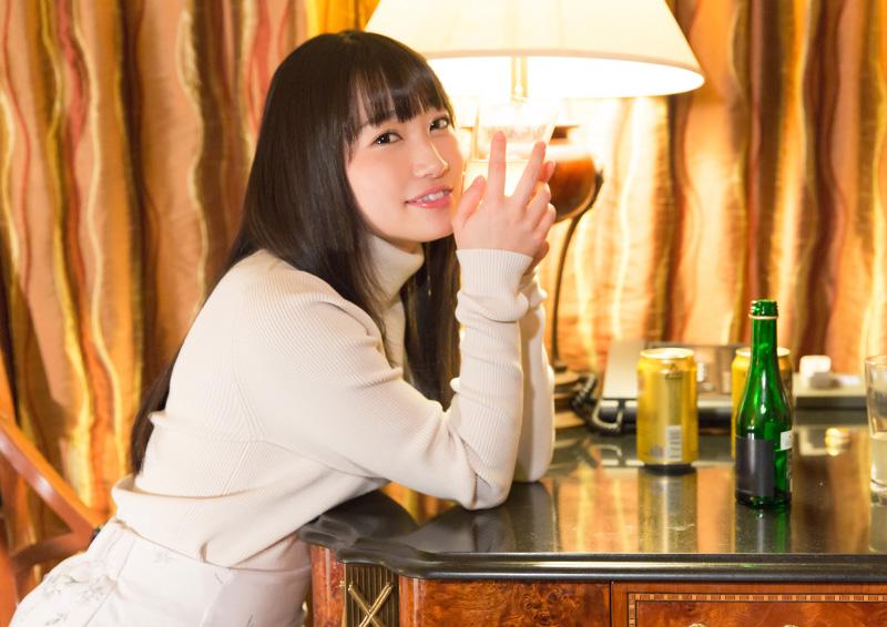 Mio #6 いつもより大胆になれちゃうほろ酔いH