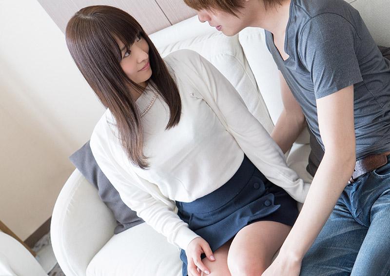 Satomi #1 感じ合いながらとけあうエッチ