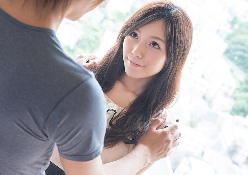 Aoi #1 ゆっくり燃え上がる甘美なエッチ