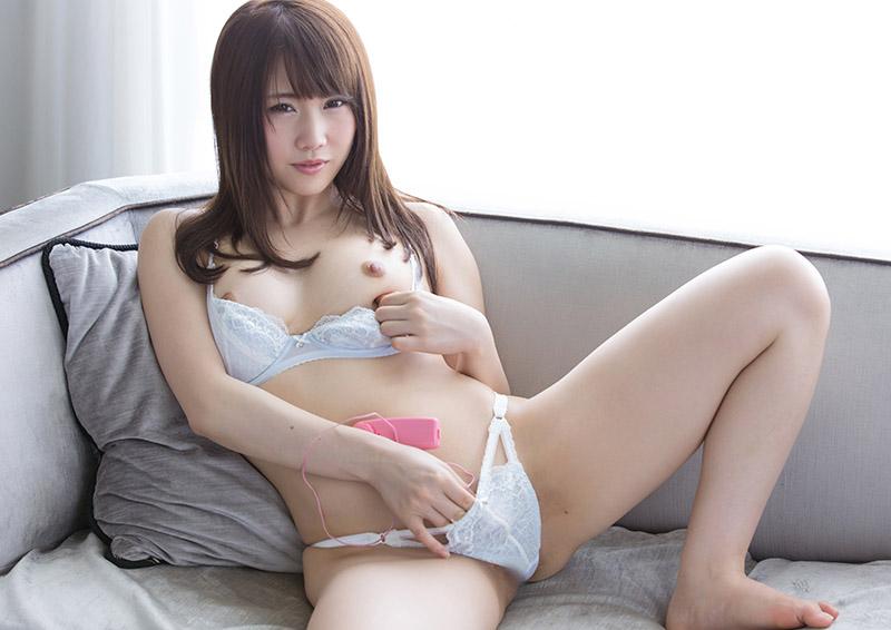 Miko #4 見せつける様なオナニーに魅せられて