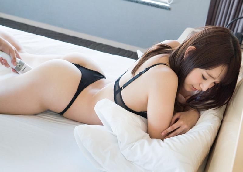 Haruka #3 初めての電マ体験