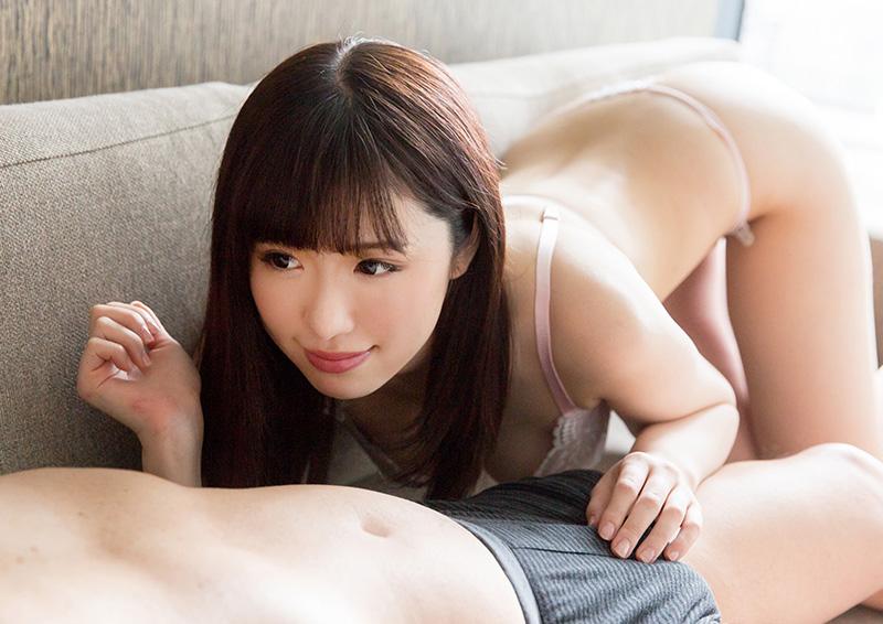 Haruna #2 刺激を与え続けてくれるフェラチオ