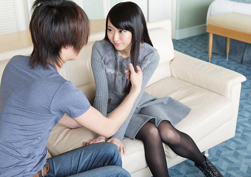 Haruna #1 ほんわり幸せなラブラブエッチ