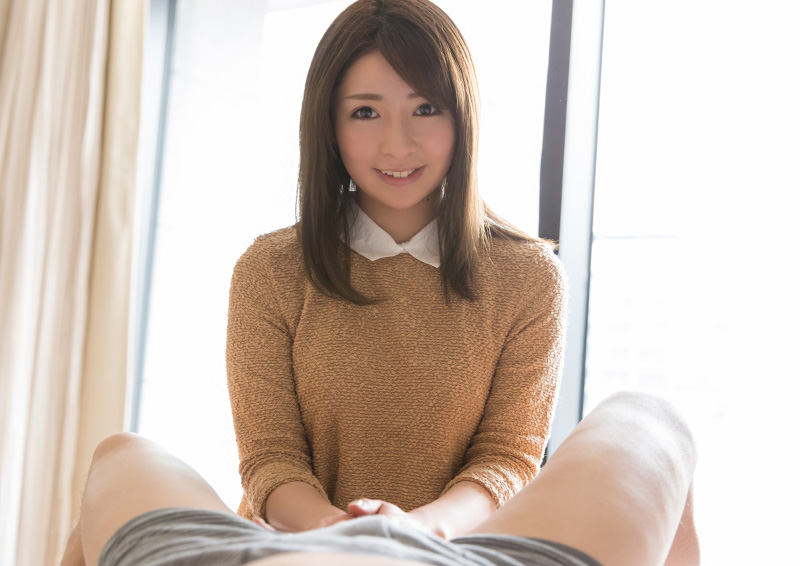 Yuzu #2 唾液をたっぷり絡めたじゅるじゅるフェラ