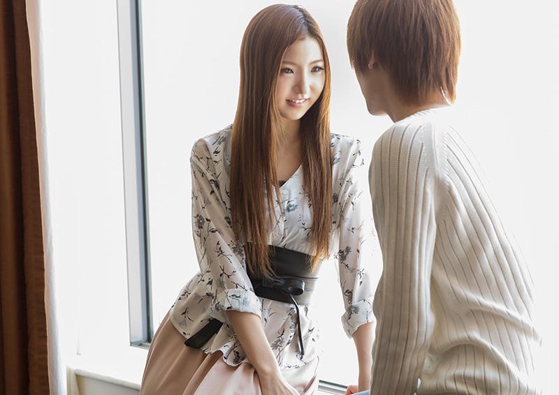 Anri #1 エロ可愛い美女を深く貫くエッチ