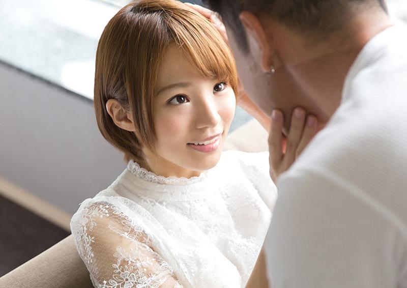 Kanon #1 爽やか美少女が自然体で感じるセックス