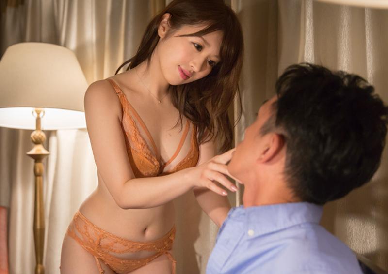 上品な美乳美女の甘美なSEX Yuna