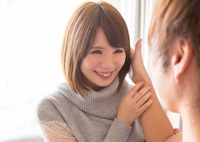 腰の動きがエッチな桃尻娘とセックス Yuuri