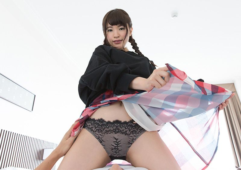 イキやすくて敏感な美少女のお誘いエッチ Mai