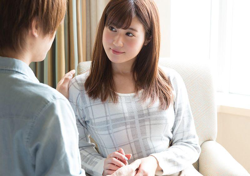 おっぱいも性格も格別なお姉さんとのSEX Mirai