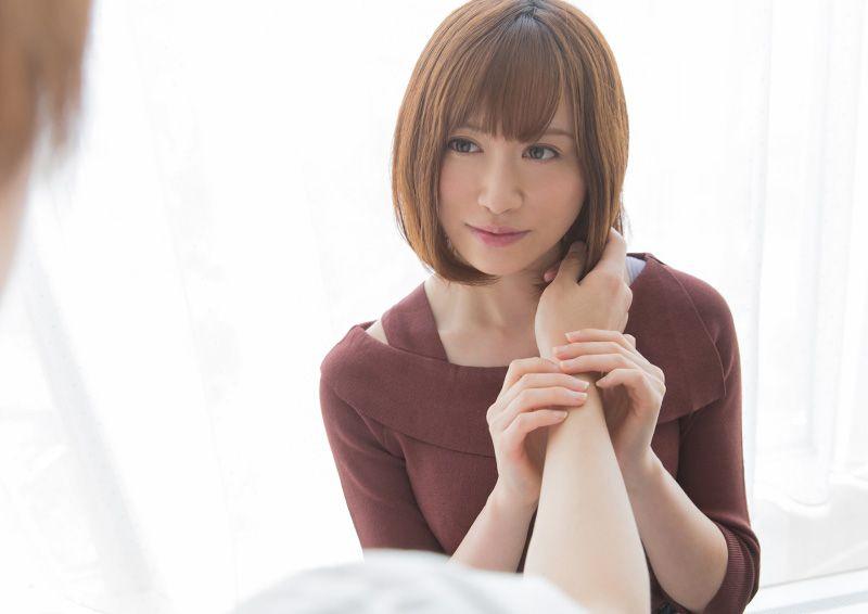 敏感でイキやすい美女の快楽の行方 Yuuha