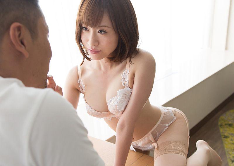奥が好きなお姉さんに求められるSEX Yuuha